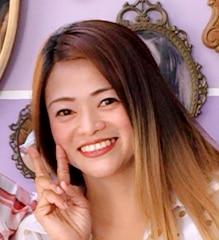 フィリピン女性の写真-国際結婚希望のジェマリンさん