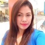 フィリピン女性の写真-国際結婚希望のマーシディタさん