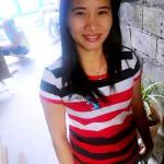 フィリピン女性の写真-国際結婚希望のフランシアさん