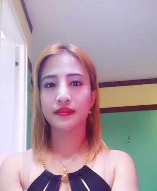 フィリピン女性の写真-国際結婚希望のシェーンさん