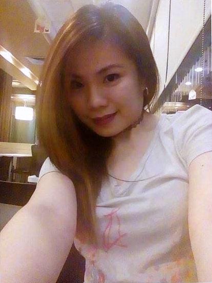 国際結婚希望のフィリピン人女性 - エリザベスさん