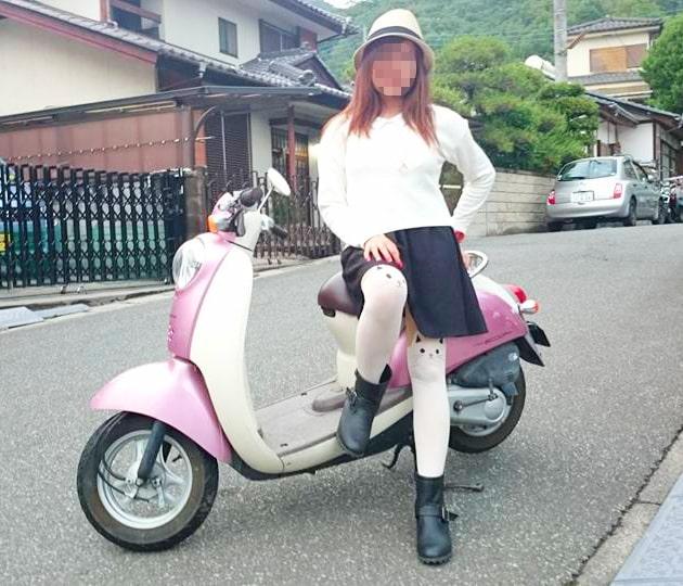 国際結婚して日本に来てから原付免許を取りました
