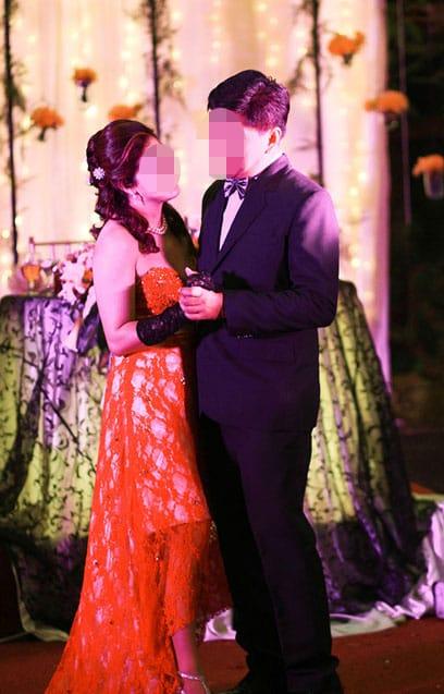 フィリピン女性との現地での結婚式