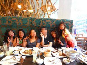 国際結婚希望のフィリピン女性とお見合い中