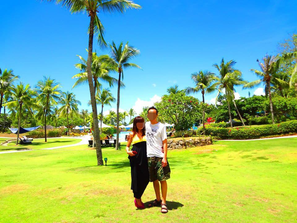 セブ島へ新婚旅行 - シャングリ・ラ マクタン リゾート&スパ