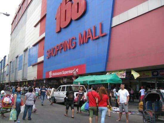 フィリピンのローカルマーケット 168ディビソリア