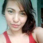 フィリピン女性の写真-国際結婚希望のカレンさんのご紹介です