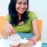 フィリピン女性の写真-国際結婚希望のニカさんのご紹介です