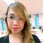 フィリピン女性の写真-国際結婚希望の シェインさん1