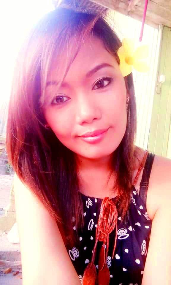 フィリピン女性の写真-国際結婚希望のジョイスさん