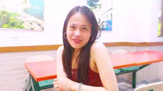 フィリピン女性の写真-国際結婚希望のマリージョイさん