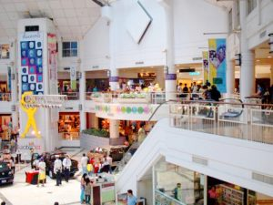 国際結婚に係る雑知識 - 現地ショッピングモール - グロリエッタ