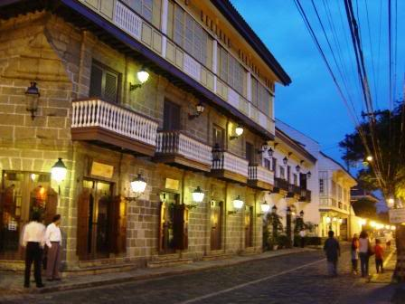 フィリピン観光名所 イントラムロス