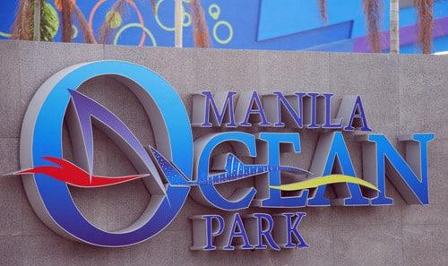 フィリピンの水族館マニラオーシャンパーク2