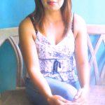 フィリピン女性の写真-国際結婚希望のマリアカトリーンさん1
