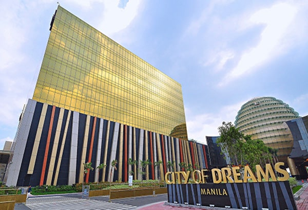 フィリピンのカジノ シティ オブ ドリームズ マニラ