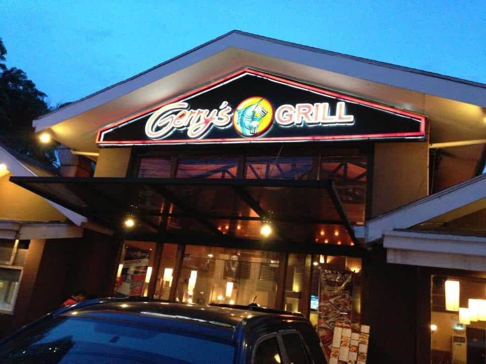 フィリピンのジェリースグリルの写真-地元人気レストラン | 国際結婚フィリピン