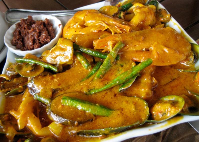 フィリピンの地元名物料理 カレカレ | 国際結婚フィリピン
