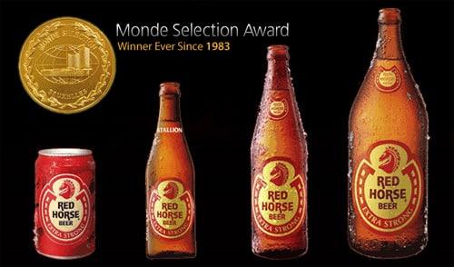 フィリピンのビール レッドホース | 国際結婚フィリピン