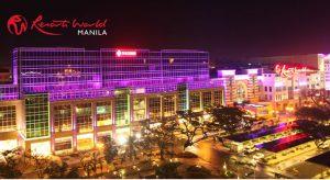 フィリピンのカジノ シティ・オブ・ドリームズ・マニラ