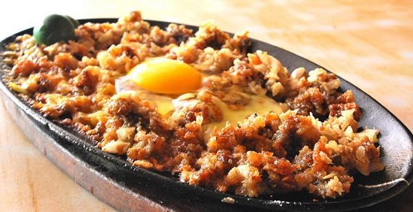 フィリピンの地元名物料理シシグ | 国際結婚フィリピン