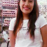 フィリピン女性の写真-国際結婚希望のクリスティさん