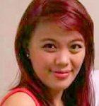 フィリピン女性の写真-国際結婚希望のマリアジゼルさん