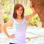 フィリピン女性の写真-国際結婚希望のマリアローデスさん1