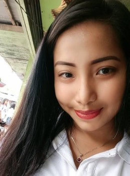 ロビエルさん | 国際結婚希望のフィリピン人女性