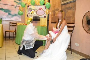結婚式 - ガータートス