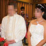 フィリピンでの結婚式