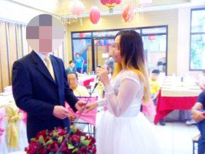 結婚式 - 誓いの言葉