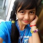 フィリピン女性の写真-国際結婚希望のシャイラさん