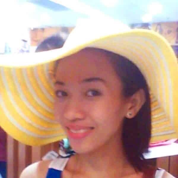フィリピン女性の写真-国際結婚希望のチェリリンさん1