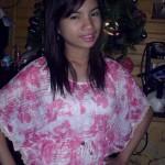 フィリピン女性の写真-国際結婚希望のデシリーさん2
