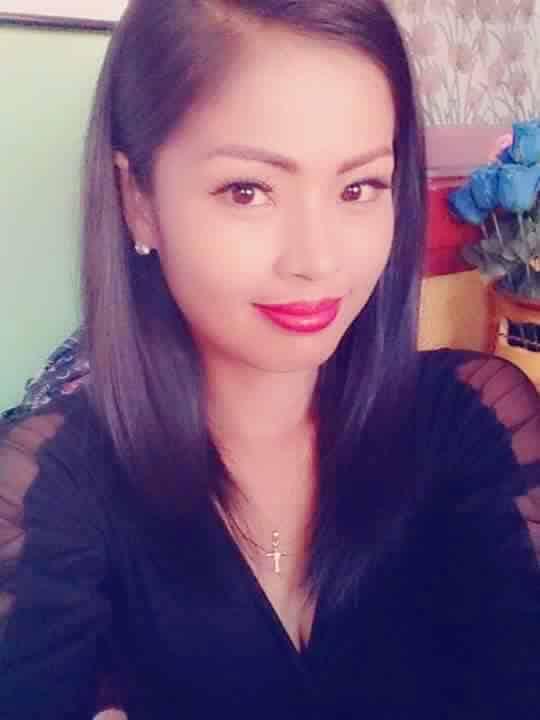 フィリピン女性の写真-国際結婚希望のチェリーさん