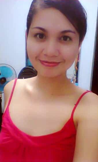 フィリピン女性の写真-国際結婚希望のエイプリルジョイさん