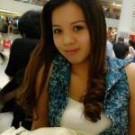 フィリピン女性の写真-国際結婚希望のティキさん1