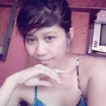 フィリピン女性の写真-国際結婚希望のキャシーさん1