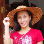 フィリピン女性の写真-国際結婚希望のマージーさん1