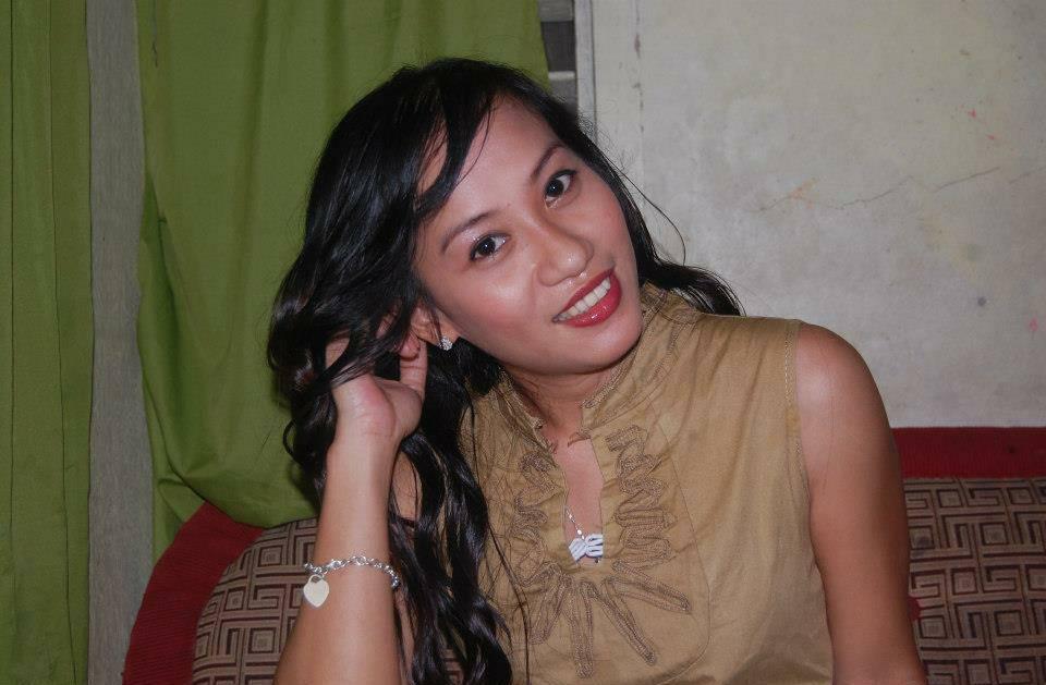 フィリピン女性の写真-国際結婚希望の マージーさん