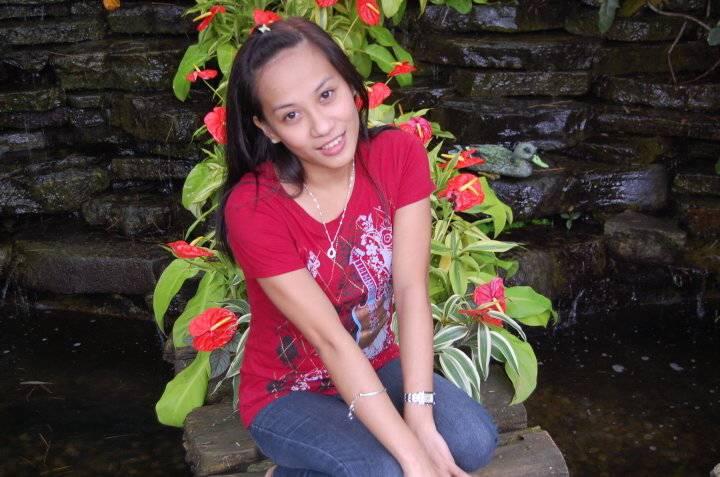 フィリピン女性の写真-国際結婚希望のマージーさん