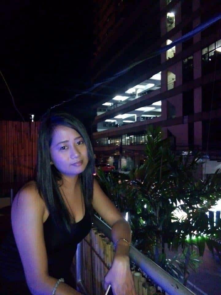 フィリピン女性の写真-国際結婚希望のロシェルMさん2