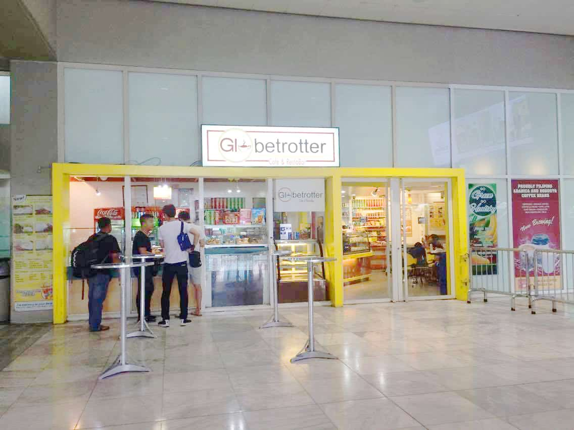 国際結婚のための渡航時、フィリピンでの空港待ち合わせ場所 - NAIAターミナル2