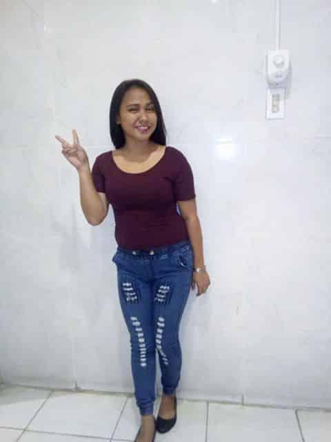 マリア・アンさん | 国際結婚希望のフィリピン人女性