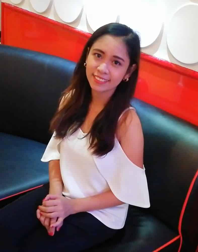 クリザさん | 国際結婚希望のフィリピン人女性