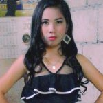 フィリピン女性の写真-国際結婚希望のアービージョイさん1