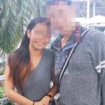 フィリピン女性の婚約者と