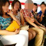 フィリピン女性とお見合い中 – ジプニー体験