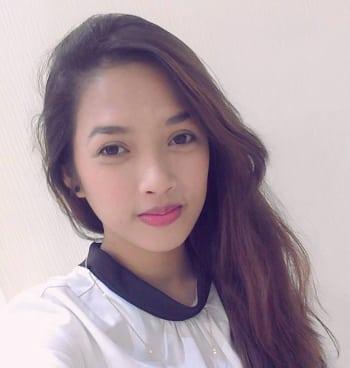 クリスティンさん   国際結婚希望のフィリピン人女性